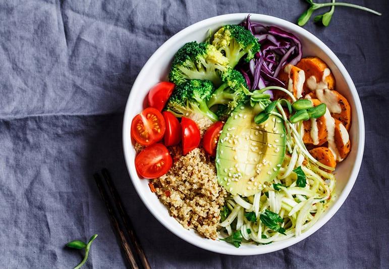 Alimentation pour la diète cétogène
