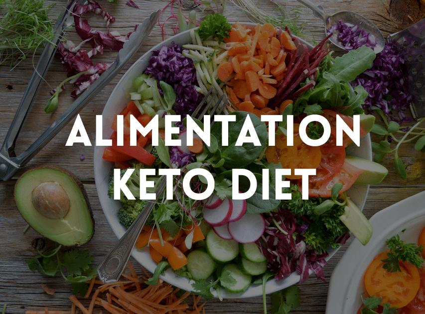 Alimentation pour la keto diet