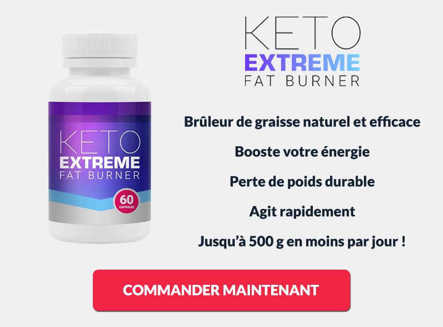 Résultats que l'on peut avoir avec Keto Extreme Fat Burner